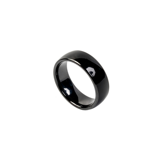 Ceramic RFID 13.56Mhz UID Changeable Finger Ring