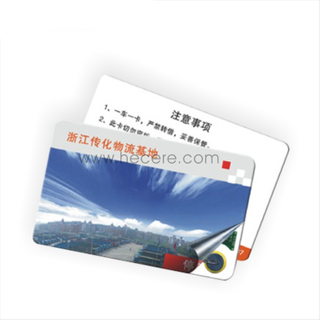 Logistic Card