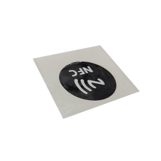 27mm Diameters NTAG213 NTAG215 NTAG216 NFC Sticker