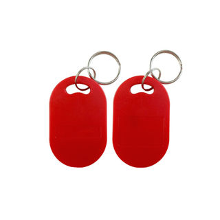 Number 6 NFC ABS Keyfob