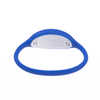 RFID Chip Changeable Siliocne Wristband