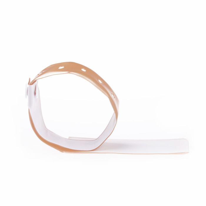 UHF 860Mhz to 960Mhz Disposable PVC Wristband