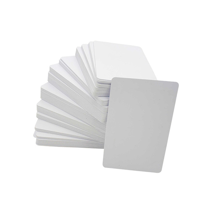 RFID 125KHz Rewritable T5577 PVC Card